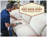 Portsmouth Upholstery Cleaning