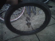 bmx salt front wheel